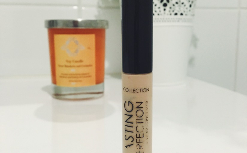 Collection Lasting Perfection Concealer // Friday Favourites